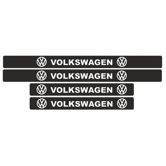 Set protectie praguri Volkswagen (VW)
