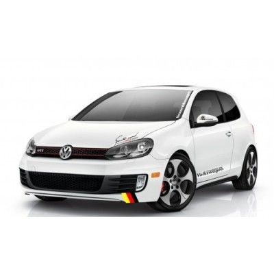 Set stickere auto - VW (v2)
