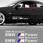 Set stickere auto - BMW (v1)