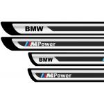 Set protectii praguri CROM - BMW