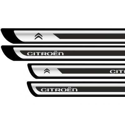Set protectii praguri CROM - Citroen