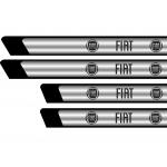 Set protectii praguri CROM - Fiat