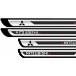 Set protectii praguri CROM - Mitsubishi