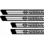 Set protectii praguri CROM - Nissan