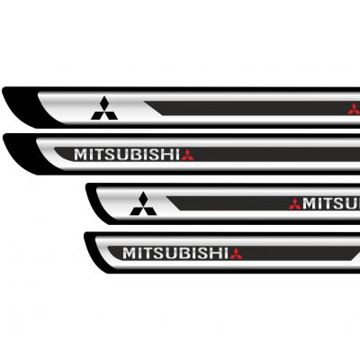 Set protectii praguri CROM - Mitsubishi (V2)