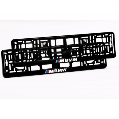 Suporturi numar inmatriculare M BMW
