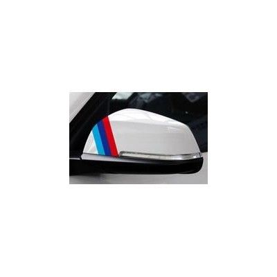 Sticker oglinda BMW Flag