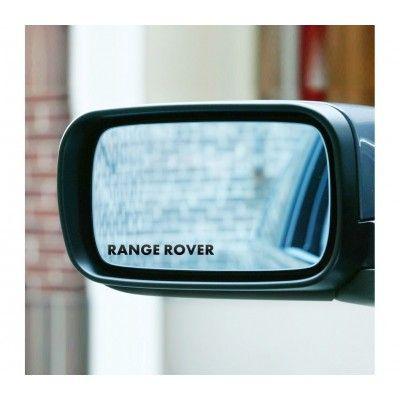 Sticker oglinda Range Rover