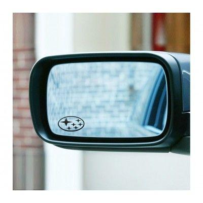 Sticker oglinda Subaru