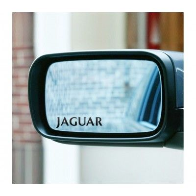 Sticker oglinda Jaguar