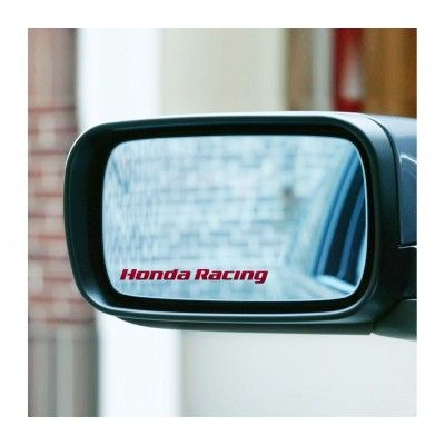 Sticker oglinda Honda Racing