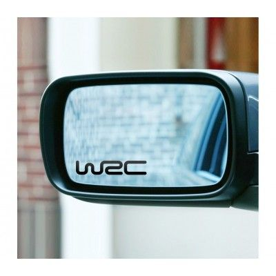 Sticker oglinda WRC