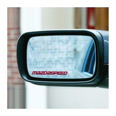 Sticker oglinda Mazda Speed