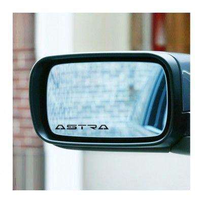 Sticker oglinda Opel Astra