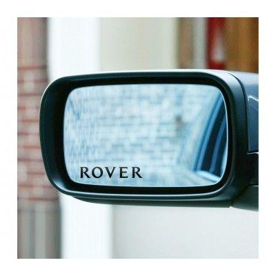 Sticker oglinda Rover