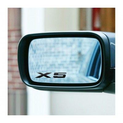 Sticker oglinda X5