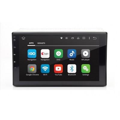 """Player multimedia 2 DIN, cu Touchscreen 7"""""""
