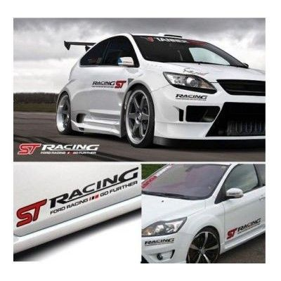 Set complet stickere Racing ST