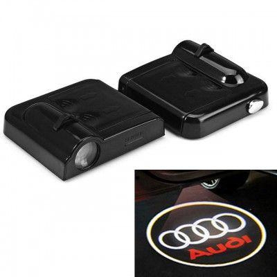 Set Proiectoare Led Logo Universale Audi