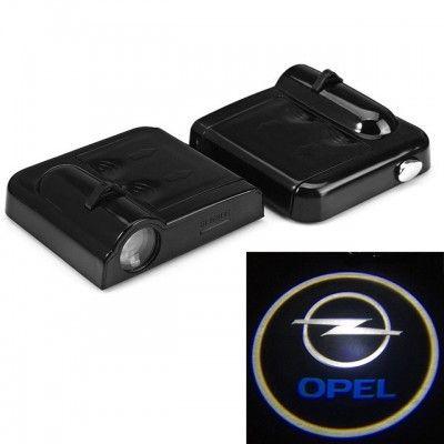 Set Proiectoare Led Logo Universale Opel