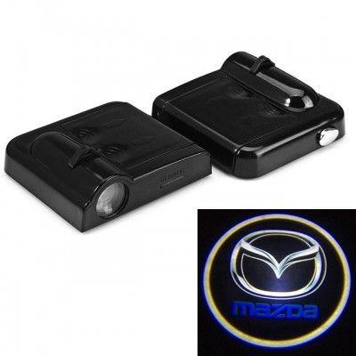 Set Proiectoare Led Logo Universale Mazda