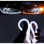 Banda LED cu functie semnalizare