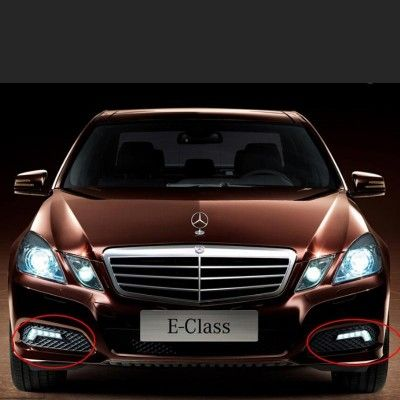 Set Proiectoare DRL tip Mercedes