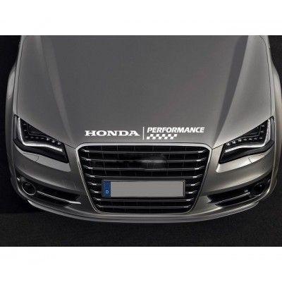 Sticker capota Honda