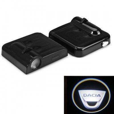 Set Proiectoare Led Logo Universale Dacia