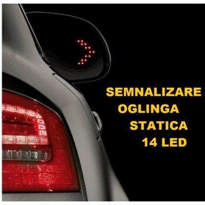 Semnalizare in oglinda - 14 SMD LED