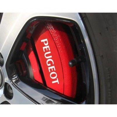 Sticker etriere - Peugeot (v2)