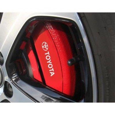 Sticker etriere - Toyota