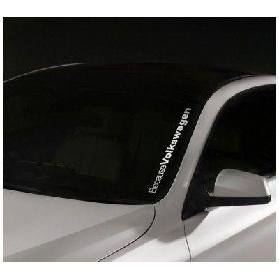 Sticker Parbriz Volkswagen