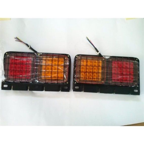 Lampa stop camion LED 24V (set 2 buc)