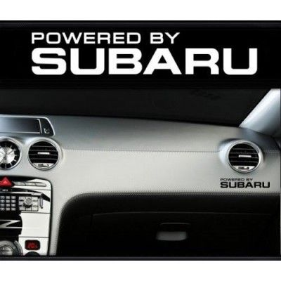 Sticker bord SUBARU