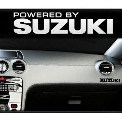 Sticker bord SUZUKI