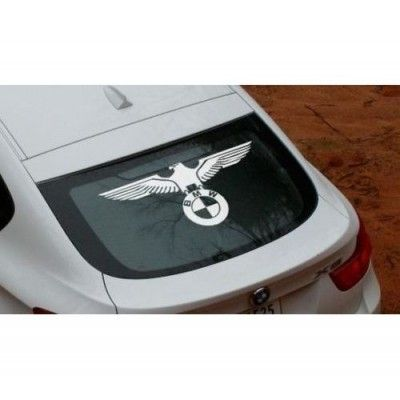 Sticker Luneta BMW