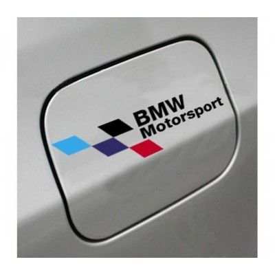 Sticker auto capac rezervor model BMW Motorsport