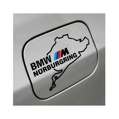 Sticker auto capac rezervor model BMW ///M