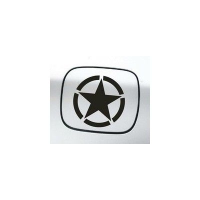 Sticker auto capac rezervor Star