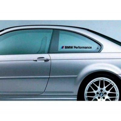 Sticker auto model BMW ///M Performance