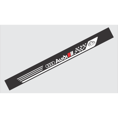 Sticker Parasolar Audi