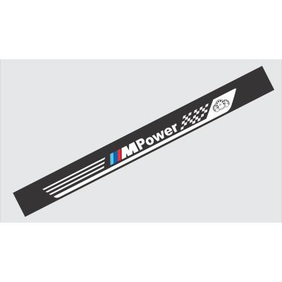 Sticker Parasolar BMW M Power
