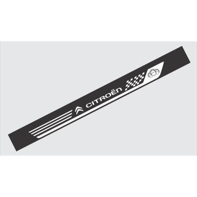Sticker Parasolar Citroen