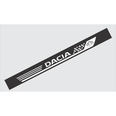 Sticker Parasolar Dacia
