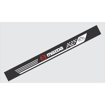 Sticker Parasolar Mazda