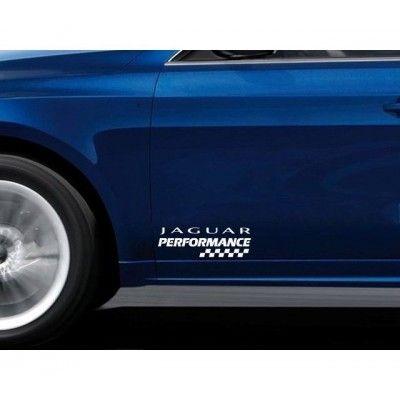 Stickere portiere Performance - Jaguar