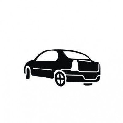 Stickere auto Logan (v2)