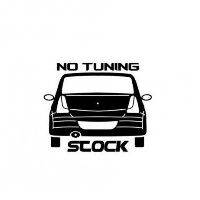 Stickere auto No Tuning