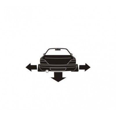 Stickere auto Cielo Low